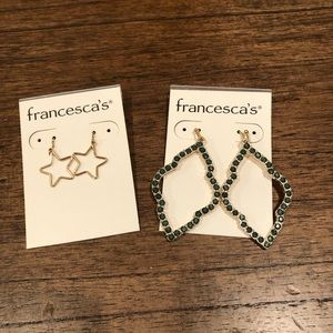 Francescas earring bundle